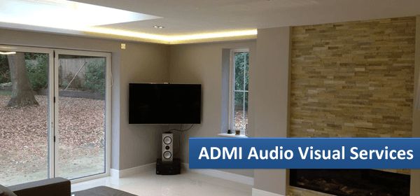 ADMI Audio Visual and Home Automation services - click for more information